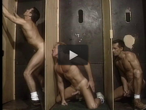 Retro Fuck For Dirty Muscle Sluts