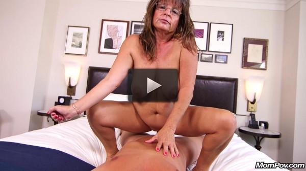 Carry Ann — Sexy cougar slut prime for porn (2019)