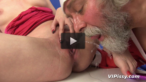 Chelsy - Dear Santa - pissing, play, sex, boy, video