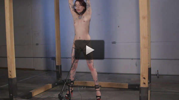 Krysta Standing and Spread