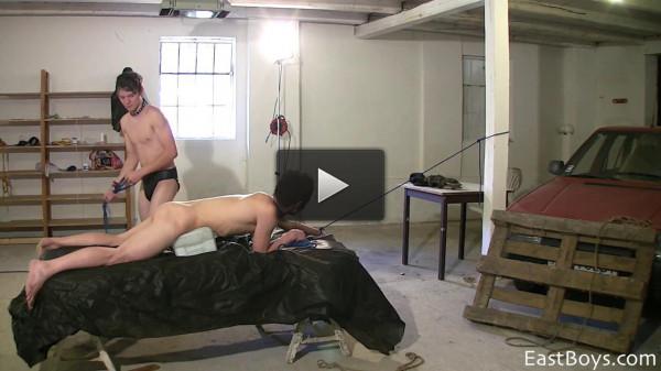 EastBoys — Luis Blava — Bondage Fisting and Fucking (Johan S & Layne)