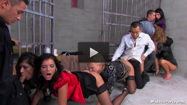 Mad Sex Party — Pussy Prison