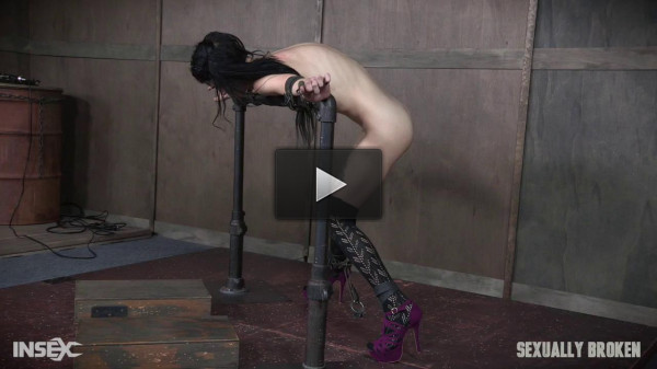 SB - May 05, 2017 - Lydia Black is a tiny spinner with a velvet throat and tiny pussy (deep throat, bondage, throat)!