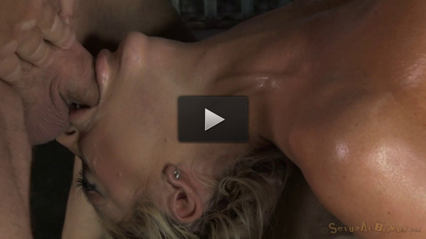 Sexy Huge Breasted Courtney Taylor Bound