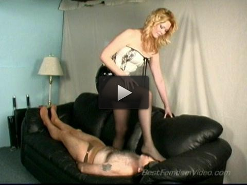panty spa watch - (An Afternoon With Mistress Kordelia)