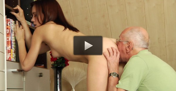Sexy Teen Girl Like Sex With Old Men Part 17