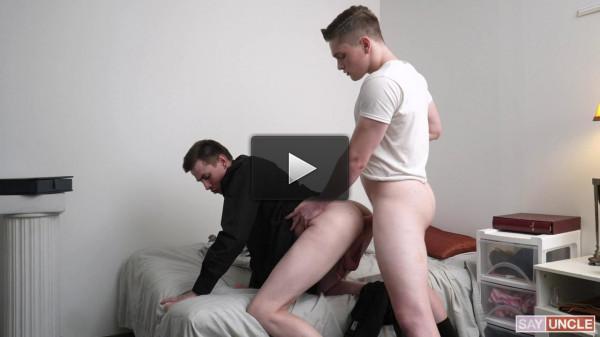 Jay Tee fucks Jack Hunter's asshole 720p