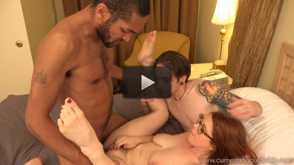Ready To Swing (video, interracial, three, wet)