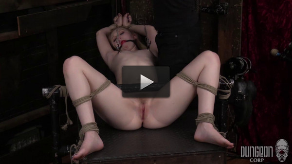 The Good Little Bondage Slave part 4 - new, tit, toy, english, good