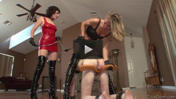 Make Your Mistress Cum Slave.