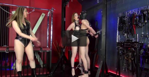 Cruel Chastity (slave, domination, download).