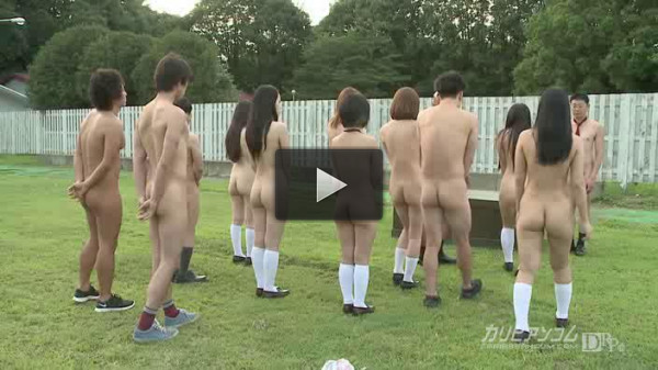 Naked School Pt 1 - cunnilingus, party, naked...
