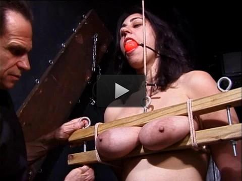 Extreme Tit Torture Scene 13 (watch, online, new, nikki, scene)