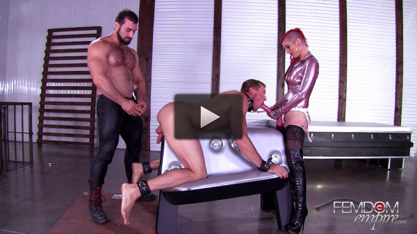 Sully Savage Slave to a Couple (2018)