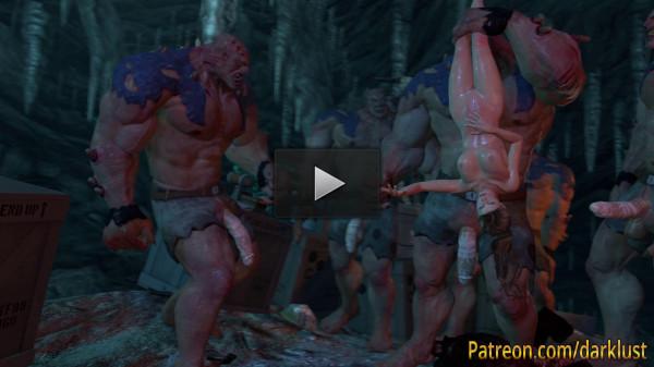 Orgy Monster — Part 3 Beta Full