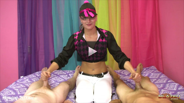 JC Simpson and Alice Stone – Jerkin Jockey JC and Jerkin Jockey Challenge