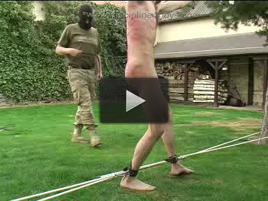 Discipline4Boys — Punished Burglar 2