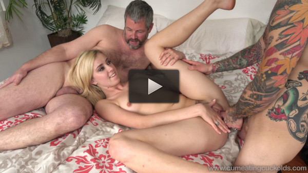 Another Day Another Dick - online, threesome, english.