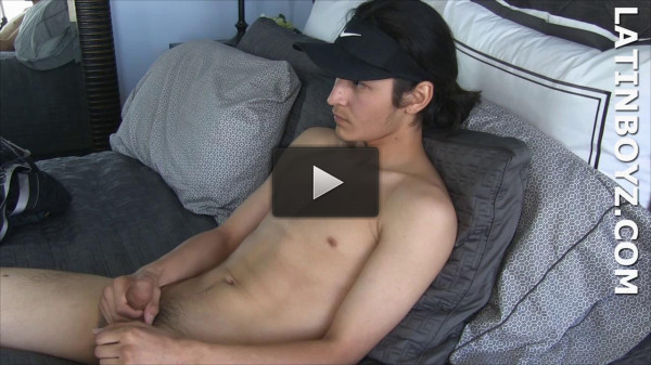 Sexy Mexican Twink Tko