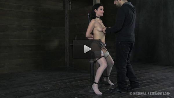 Pussy On The Pole Veruca James - InfernalRestraints