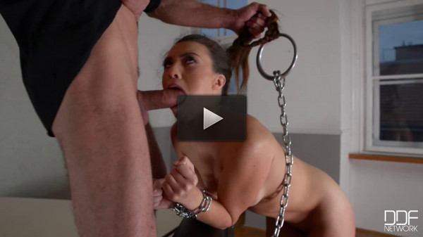 Super bondage, spanking and torture for beautiful slut part 2 Full HD
