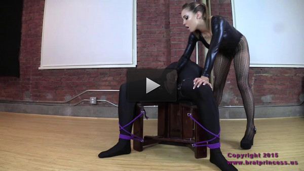 foot fetish bondage face - (Out Multiple Ruined Orgasms)