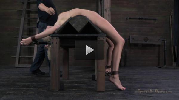 Best HD Bdsm Sex Videos Gymnast, gets destroyed by cock