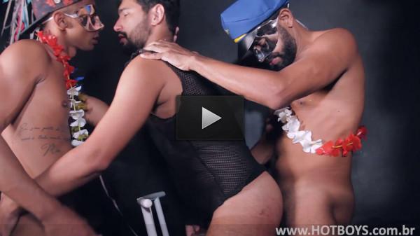HotBoys Baile de Carnaval Gay 2018 - Parte 2