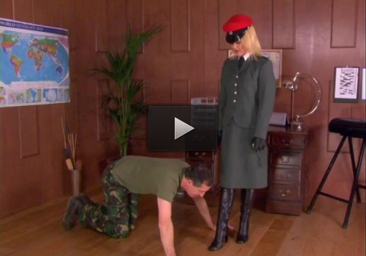 An Exercise In Discipline - strap, download, domination, strap on, femdom
