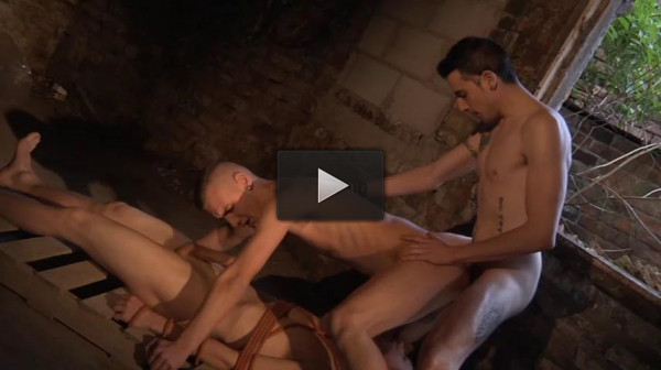 YoungBastards Bound — Slaves To Their Cocks