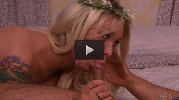 blonde video shemale seduction (Vadim Black, Aubrey Kate - Blondes Have More Fun).