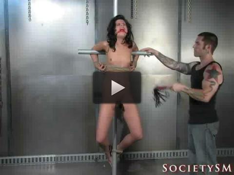 spank gaping tight pussy submission (Society SM - 10 Oct, 2007 - Marina May)...