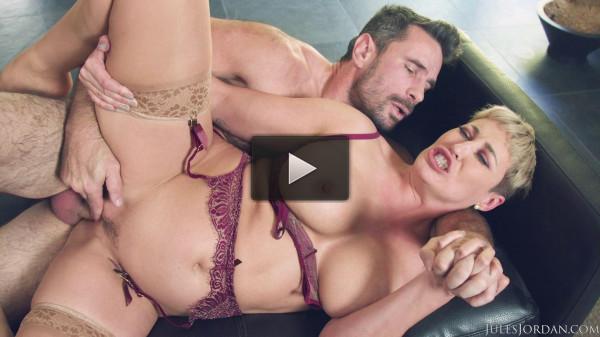 Ryan Keely — Big Tit MILF Fucks Her Driver (2019)