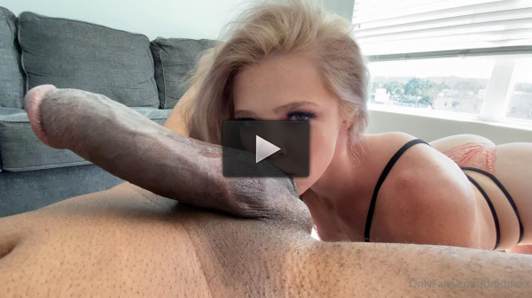 Sexy Blonde Kay Carter Gets IR Anal With Dredd