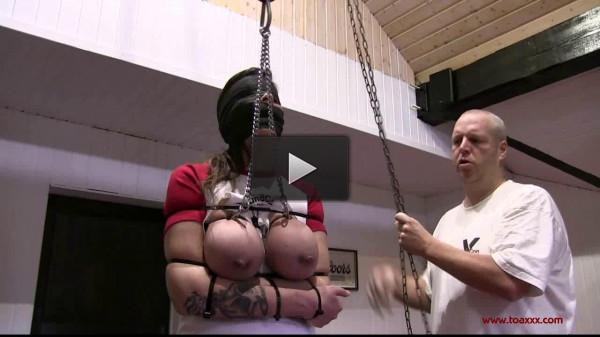 online bdsm rough video (Raven Cee punished).