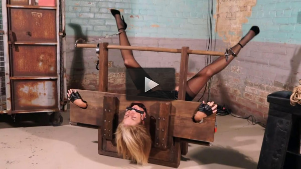 Super bondage, domination and torture for sexy hot girls